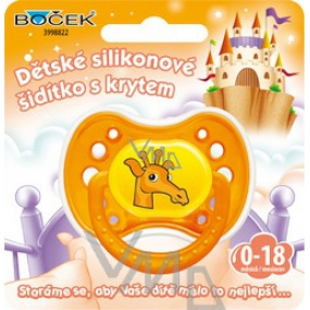 Boček Silicone comforter with cover 0-18 months various colors 1 piece