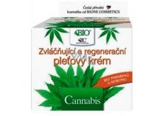 Bione Cosmetics Cannabis Softening and Regenerating Face Cream 51 ml