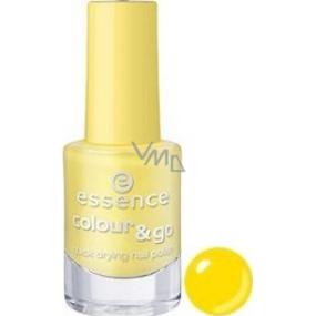 Essence Color & Go Nail Polish 95 Wanna Be Your Sunshine 5 ml