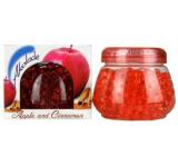 Akolade Crystals Apple & Cinnamon gel air freshener 180 g