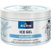 Alpa Ice Gel cooling massage gel 250 ml