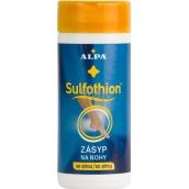 Alpa Sulfothion foot powder with sulfur 100 g
