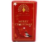English Soap Merry Christmas Přírodní parfémované mýdlo s bambuckým máslem 200g