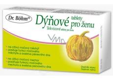 Dr.Bohm Dýňové tablety pro ženu s citlivým močovým měchýřem 30 tablet