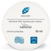 Bebutter whipped Organic shea butter 50ml Natural 1781