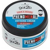 Got2b Phenomenal shaping cream for hair and beard 100 ml