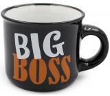 Nekupto Mini mug Big Boss 80 ml