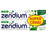 Zendium BioFresh toothpaste with fluorine brings up to 12 hours of fresher breath, fights bad breath 2 x 75 ml, doupack