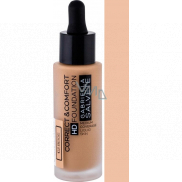 Gabriella Salvete Correct & Comfort HD Foundation make-up 103 Beige 29 ml