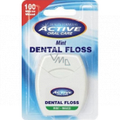Beauty Formulas Dental dental floss with waxed mint 100 meters