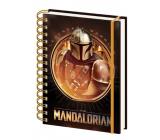 Epee Merch Star Wars - Mandalorian Bounty Hounter Block A5 21 x 14.8 cm ring