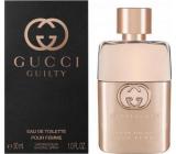 Gucci Guilty Eau de Toilette pour Femme Eau de Toilette 30 ml