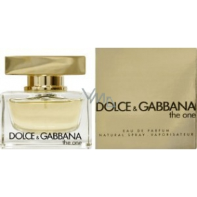 Dolce & Gabbana The One Female EdT 50 ml eau de toilette Ladies