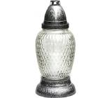 Rolchem Lampa skleněná Velká 24 cm Z18
