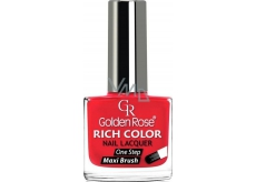 Golden Rose Rich Color Nail Lacquer nail polish 017 10.5 ml