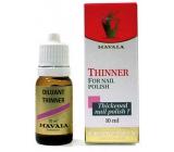 Mavala Thinner for Nail Polish ředidlo laku na nehty 10 ml
