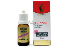Mavala Thinner for Nail Polish ředidlo laku na nehty 10 ml