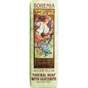 Bohemia Gifts & Cosmetics Alfons Mucha Olive and citrus toilet soap 125 g