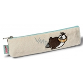 Nici Penguin Jori Pencil case 19, 5 x 5 cm