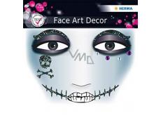 Herma Face Art Decor Tetování na obličej 15306
