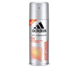 Adidas Adipower antiperspirant deodorant spray for men 150 ml