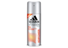 Adidas Adipower antiperspirant deodorant spray for men 150 ml
