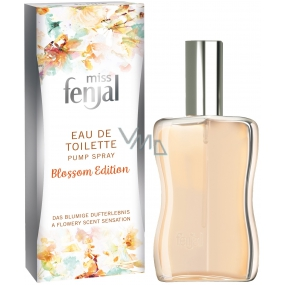 Fenjal Miss Fenjal Blossom Edition Eau de Toilette for Women 50 ml