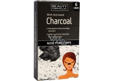 Beauty Formulas Charcoal Nose Tape 2645