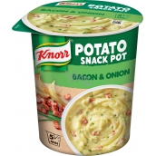 Knorr Snack Mashed potatoes with bacon and onion 51 g