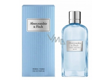 Abercrombie & Fitch First Instinct Blue Woman perfumed water for women 30 ml
