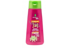 Escenti Kids Tea Tree 3v1 condoms with everything with 300 ml