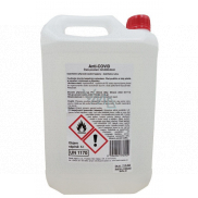 Zenit Anti-covid Personal hygiene disinfectant - hand disinfection 5 l