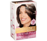 Loreal Paris Excellence Creme Hair Color 5 Brown Light