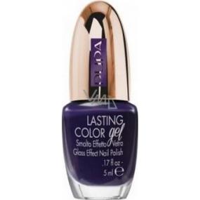 Pupa Paris Experience Lasting Color gel nail polish 088 Deep Purple 5 ml