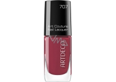 Artdeco Art Couture Nail Lacquer lak na nehty 707 Couture Crown Pink 10 ml