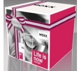 Mexx Life Is Now for Her eau de toilette 30 ml + 2 x body lotion 50 ml, gift set