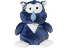 My Blue Nose Friends Floppy Owl Midnight 12cm