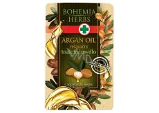 Bohemia Gifts & Cosmetics Arganový olej a Glycerin Toaletní mýdlo 100 g