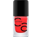 Catrice ICONails Gel Lacque lak na nehty 06 Nails on Fire 10,5 ml