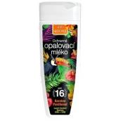 Bione Cosmetics Sun Bio SPF16 Protective suntan lotion 200 ml