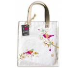 Ditipo Bird fashion textile bag 35 x 38 cm