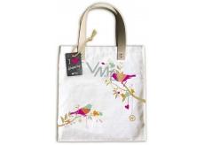 Ditipo Bird fashion textile bag 35 x 38 cm