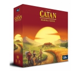 Albi Catan - Settlers from Katan strategy game for 3-4 players, recommended age from 10+