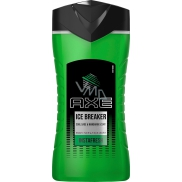 Ax Ice Breaker 2in1 men's shower gel 250 ml