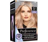 Loreal Paris Préférence hair color 8.12 Alaska Cold light blond
