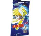 Barton 2-blade swinging razor for women 5 pieces TD702Z