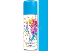 Angel Washable Color Hair Spray Light Blue 125 ml