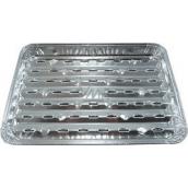 Alufix Grill bowls square 340 x 230 mm 3 pieces
