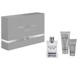 Salvatore Ferragamo Acqua Essenziale Colonia Eau de Toilette 100 ml + Shower Gel 100 ml + After Shave Balm 50 ml, Gift Set