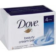 Dove Beauty Cream Bar creamy toilet soap 4 x 100 g